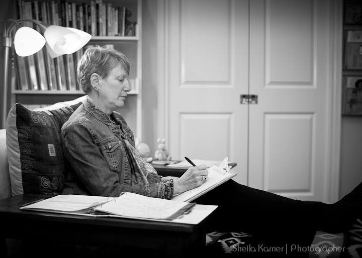Deborah Jane Wells, Life Coach ... On the Job!