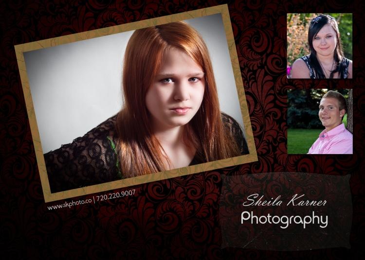 Denver Senior Portrait Photography