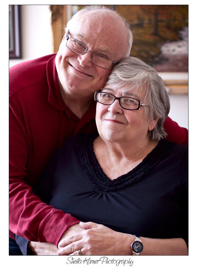 Grandparents | Denver Portrait Photographer