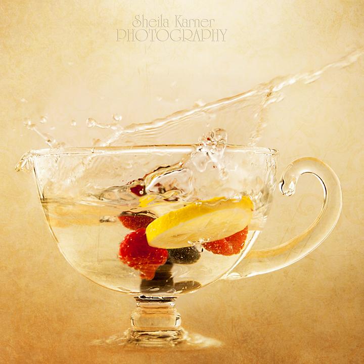 Fruit Splash | Fine Art Print