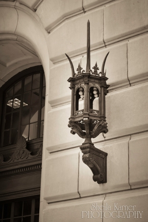 Light - Anheuser-Busch Brewery, St. Louis, MO