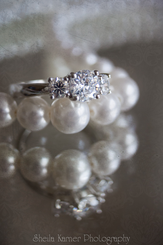 Wedding Jewelry, Ring Shot