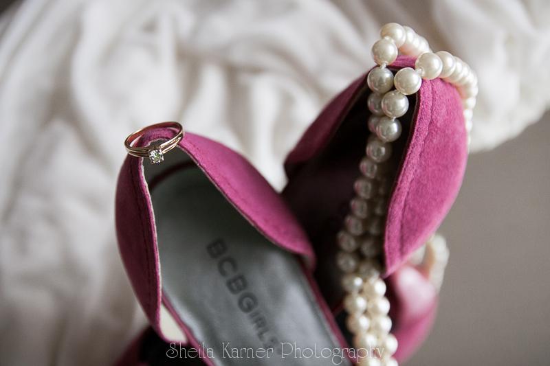 Wedding Jewelry, Ring Shot