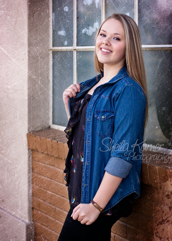 Denver Area Senior Portrait Photography