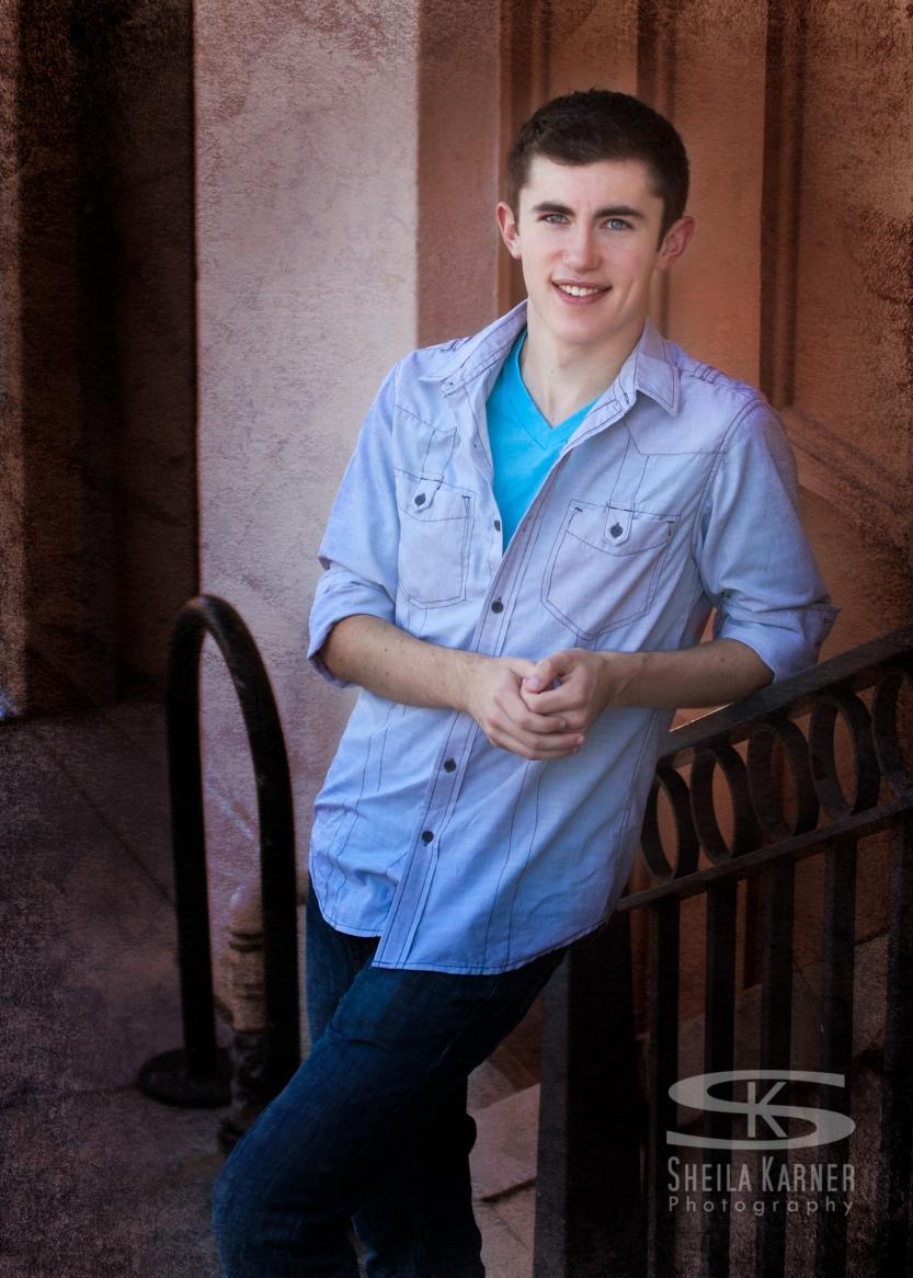 High School Senior Portraits | Sheila Karner Photography