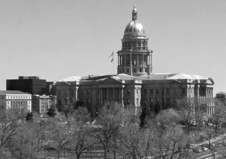 Life: In Denver ... Colorado Capitol