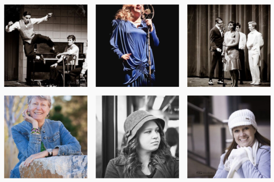 Sheila Karner Photography Instagram feed.