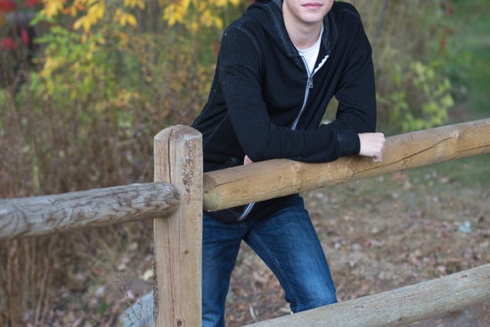 Senior photos in Ft. Collins, Colorado