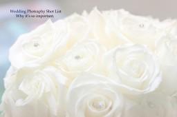 Wedding Photography Shot List – It's Important