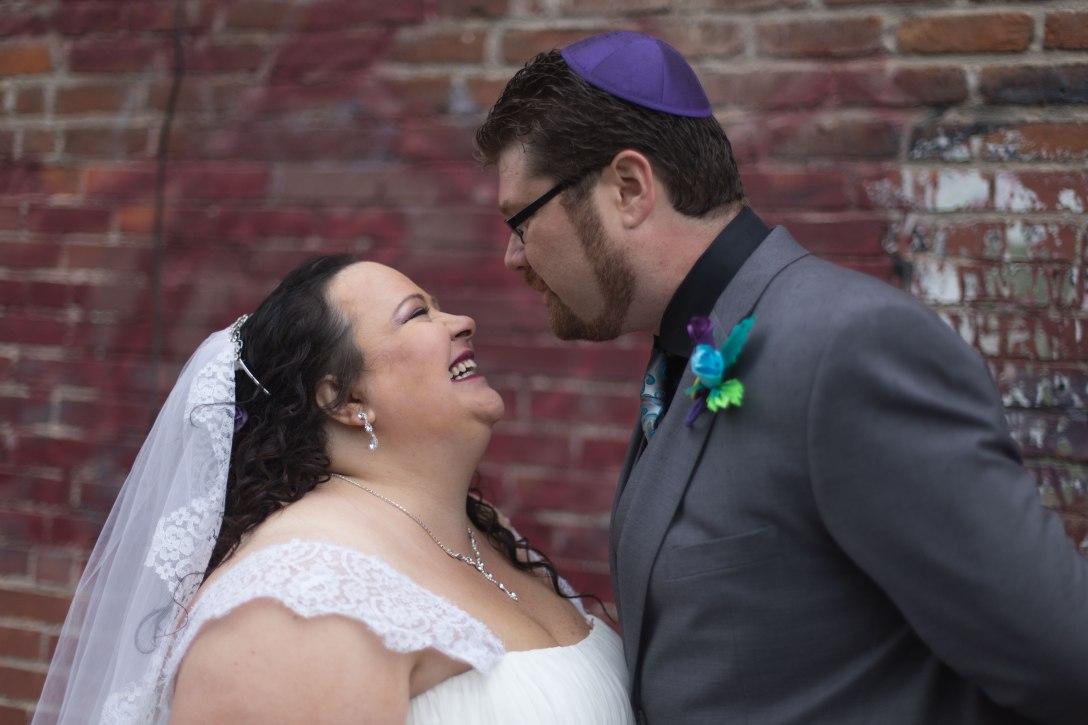 Wedding at The Bug Theater in Denver, Colorado